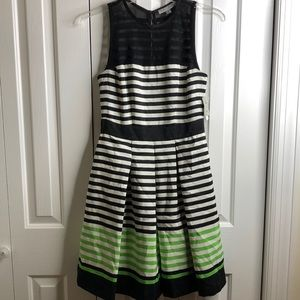2/$12 NWT Danny and Nicole size 6 striped …